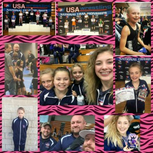 USA Girls Folkstyle Nationals